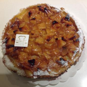 Bretoense appeltaart 4 pers.