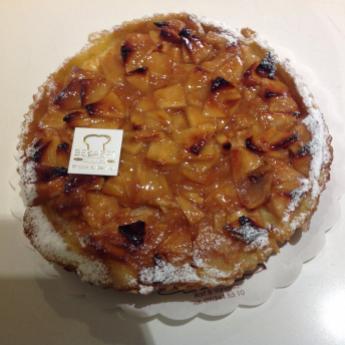 Bretoense appeltaart 6 pers.